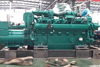 燃气发电产品