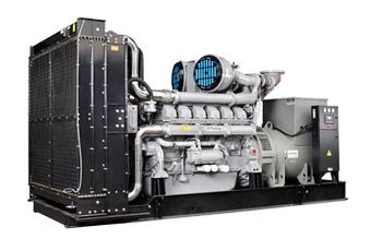 柴油发电产品
